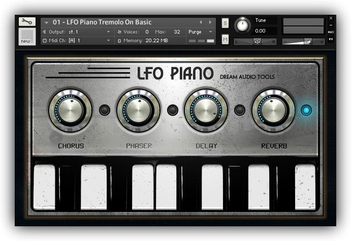 LFO PIANO CINEMATIC RHODES