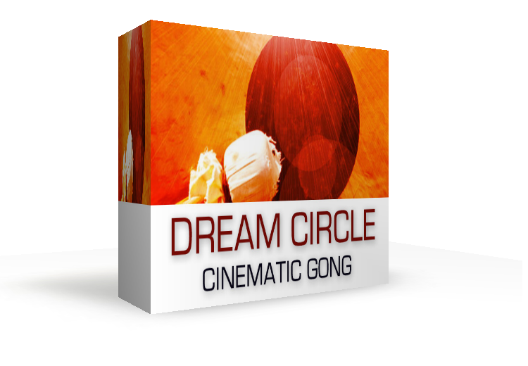 Dream Circle Cinematic Gong for Native Instruments Kontakt