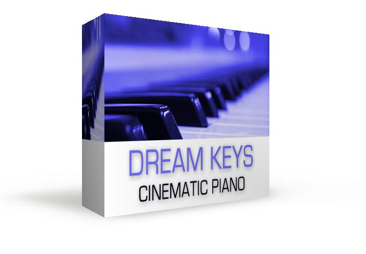 Dream Keys Cinematic Piano for Native Instruments Kontakt