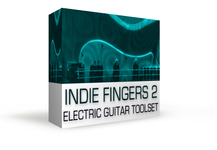 Indie Fingers Volume Two: Rhythm Guitar Sample Library
