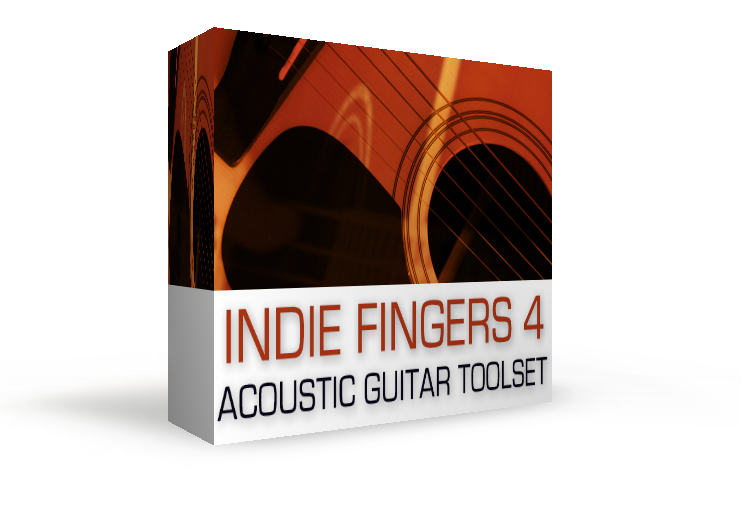 Indie Fingers Volume Four: Acoustic Guitar Sample Library