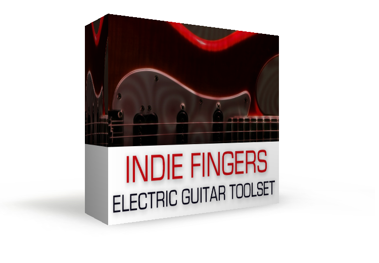 Indie Fingers - Guitar Sample Library for Native Instruments Kontakt
