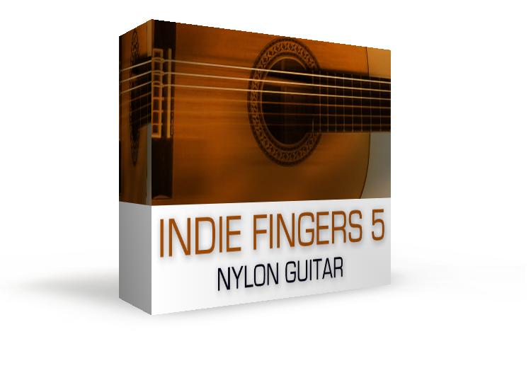 Indie Fingers Volume Five: Nylon Guitar Sample Library