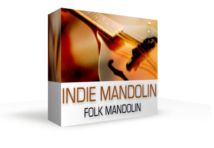 Mandolin Sample Library for Native Instruments Kontakt